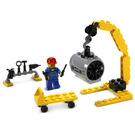 LEGO Airplane Mechanic Set 7901