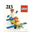 LEGO Airplane ride Set 213-1 Instructions