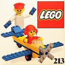 LEGO Airplane ride Set 213