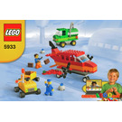 LEGO Airport Building Set 5933 Instructions