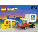 LEGO Airport Container Truck Set 1772