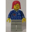 LEGO Airport Female Minifigure