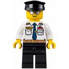 LEGO Airport Passenger Terminal Pilot Minifigure