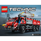 LEGO Airport Rescue Vehicle Set 42068 Instructions