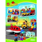 LEGO Airport Set 10590 Instructions