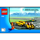LEGO Airport Set 3182 Instructions
