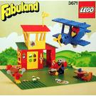 LEGO Airport Set 3671