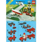 LEGO Airport Set 6392 Instructions