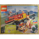 LEGO Airport Shuttle Set 6399 Packaging
