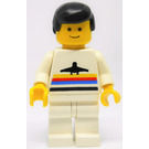 LEGO Airport Worker with White Trousers Minifigure