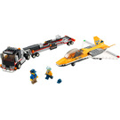 LEGO Airshow Jet Transporter Set 60289