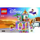 LEGO Aladdin's and Jasmine's Palace Adventures Set 41161 Instructions