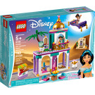 LEGO Aladdin's and Jasmine's Palace Adventures Set 41161 Packaging