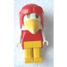 LEGO Albert Albatross Fabuland Figure