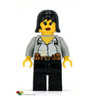 LEGO Alexis Sanister Minifigure