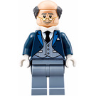LEGO Alfred Pennyworth - Balding From Lego Batman Movie Minifigure