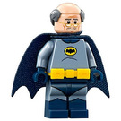 LEGO Alfred Pennyworth Classic Batsuit Minifigure