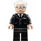 LEGO Alfred Pennyworth Minifigure