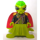 LEGO Alien Commander Minifigure