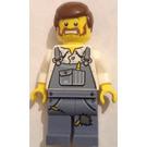 LEGO Alien Conquest Farmer Minifigure