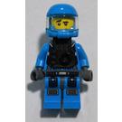 LEGO Alien Conquest Minifigure