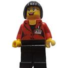 LEGO Alien Conquest Reporter Minifigure