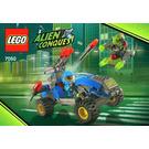 LEGO Alien Defender Set 7050 Instructions