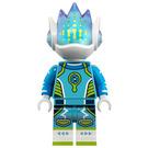 LEGO Alien DJ Minifigure