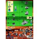 LEGO Alien Encounter Set 1195 Instructions