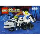 LEGO Alien Fossilizer Set 6854