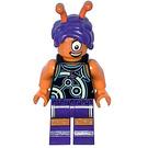 LEGO Alien Keytarist Minifigure