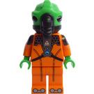 LEGO Alien Minifigure