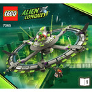 LEGO Alien Mothership Set 7065 Instructions