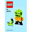 LEGO Alien Set 40126