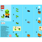 LEGO Alien Set 40126 Instructions