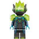 LEGO Alien Singer Minifigure