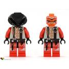 LEGO Alien with Helmet Minifigure