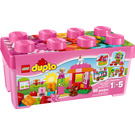 LEGO All-in-One-Pink-Box-of-Fun Set 10571 Packaging