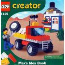 LEGO All That Drives Bucket Set 4115