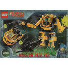 LEGO Alpha Team Aquatic Mech Set 4789