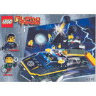 LEGO Alpha Team Bomb Squad Set 6775 Instructions