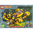 LEGO Alpha Team Command Sub Set 4794
