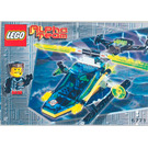 LEGO Alpha Team Helicopter Set 6773 Instructions