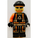 LEGO Alpha Team Minifigure