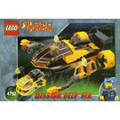LEGO Alpha Team Navigator and ROV Set 4792