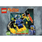 LEGO Alpha Team Robot Diver Set 4790