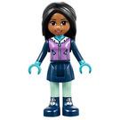 LEGO Amanda Minifigure