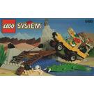 LEGO Amazon Crossing Set 6490