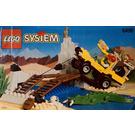 LEGO Amazon Crossing Set 6490 Instructions