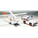 LEGO Ambulance and Helicopter Set 653